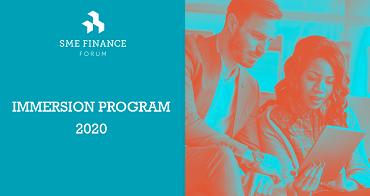 SME Finance Forum Immersion Program 2020 - Wells Fargo, SizeUp, Veem and Kountable