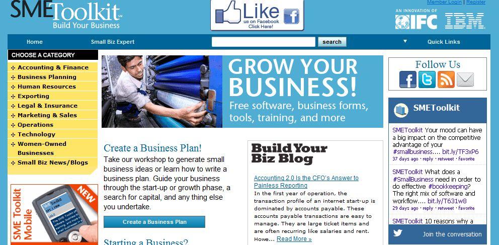 SME Toolkit | SME Finance Forum