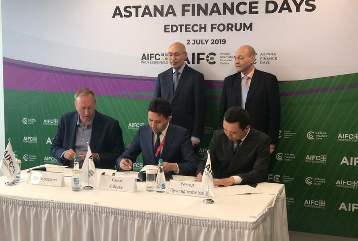 Member News: Fidor Solutions and AIFCA sign a Memorandum of Understanding to drive fintech innovation in Central Asia