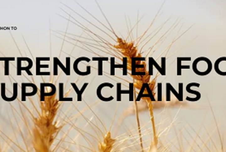 Hackathon to Strengthen Food Supply Chains