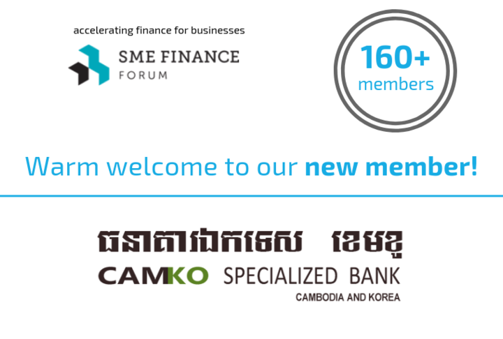 Camko Joins 160 Other Financial Institutions to Promote SME Finance