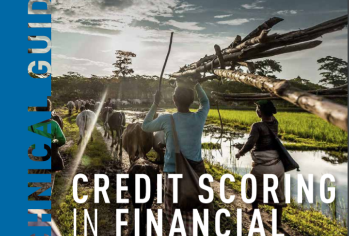 Recommend Read: Credit Scoring in Financial Inclusion