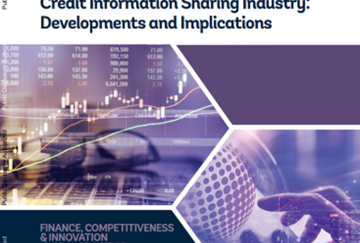 Disruptive Technologies in the Credit Information Sharing Industry: Developments and Implications - Fintech Note
