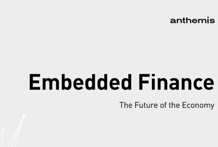 Embedded Finance, The Future of the Economy