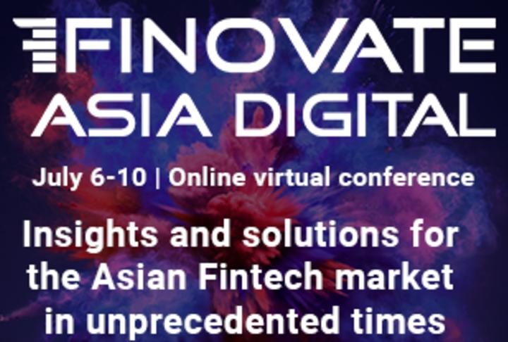 Finovate Asia Digital 2020