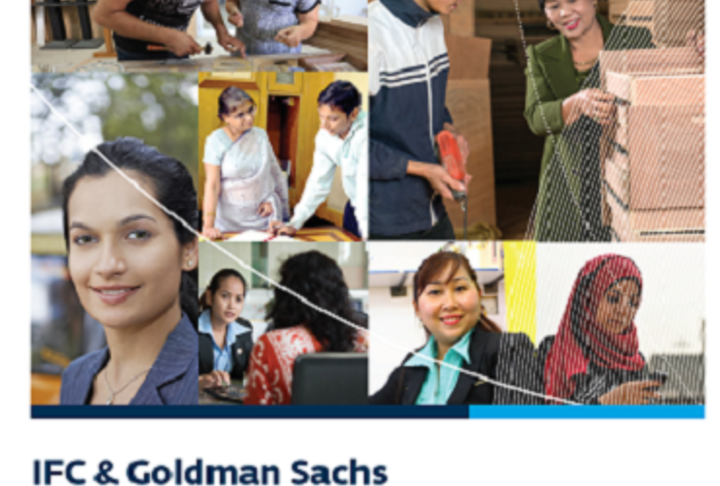 IFC an Goldman Sachs 10,000 Women: Investing in Women's Business Growth