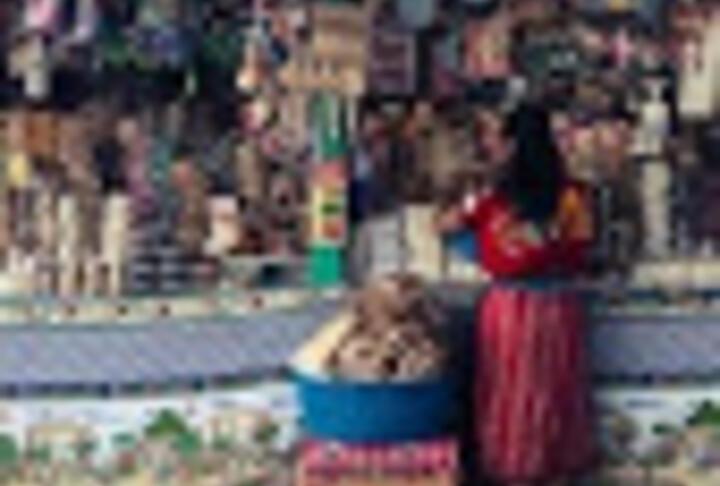 Market in Guatemala.Photo courtesy of @perrygrone