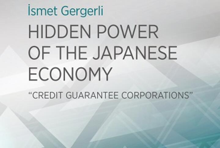 Hidden Power of Japanese Economy - Book Cover