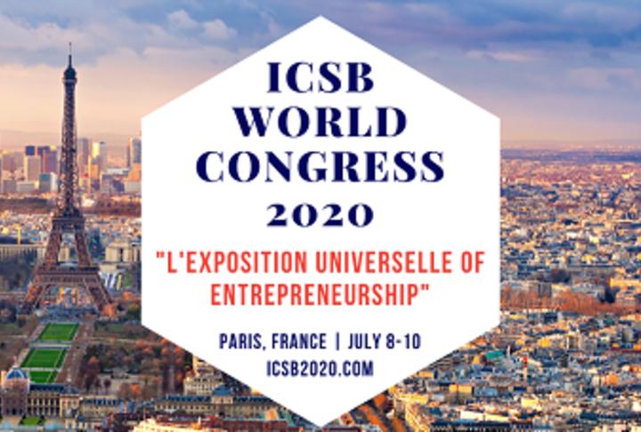 ICSB 2020 - Paris