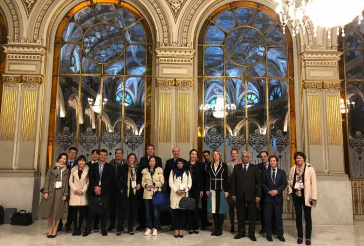 Video: Finance Professionals Attend the Global SME Finance Forum 2018 Study Tour