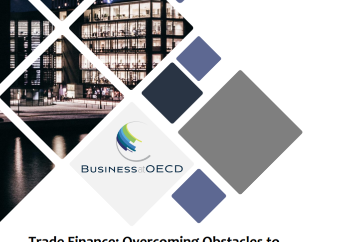 Trade Finance: Overcoming Obstacles to Strengthen Inclusive and Sustainable Growth