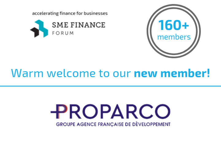 Proparco Joins 160 Other Financial Institutions to Promote SME Finance