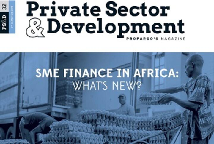 Digitisation in Africa: Channelling Funding to SMEs