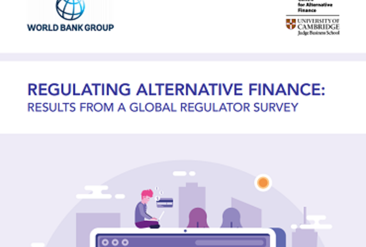 Regulating Alternative Finance - Cover Book