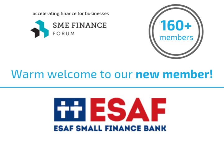 ESAF Small Finance Bank Joins 160 Other Financial Institutions to Promote SME Finance