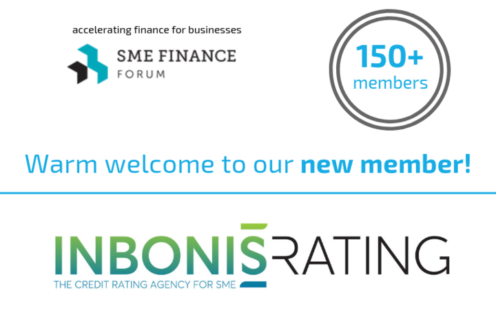 INBONIS RATING Joins 150 Other Financial Institutions to Promote SME Finance
