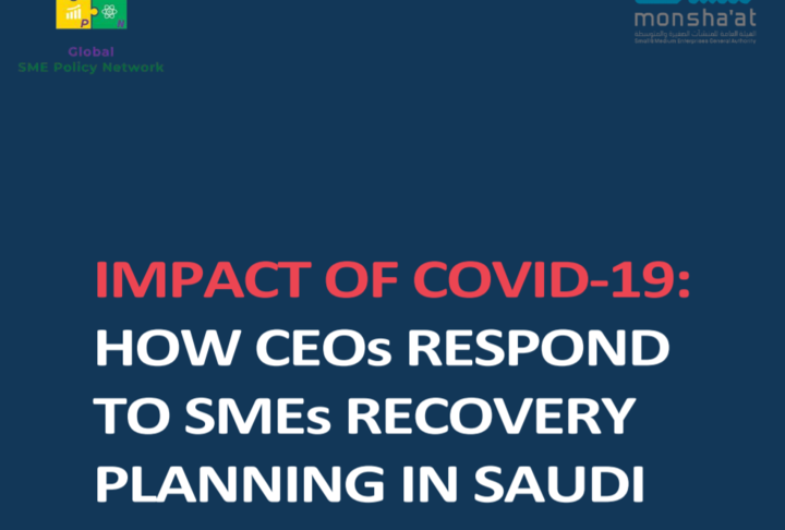The Impact of COVID-19 and how CEOs respond to SMEs recovery planning in Saudi Arabia