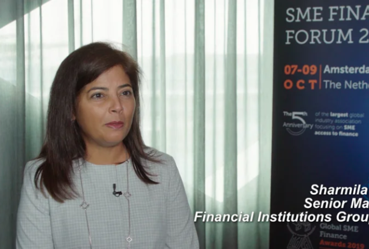 Video: Sharmila Hardi, Senior Manager at IFC, talks about why it matters to invest in women-owned businesses...