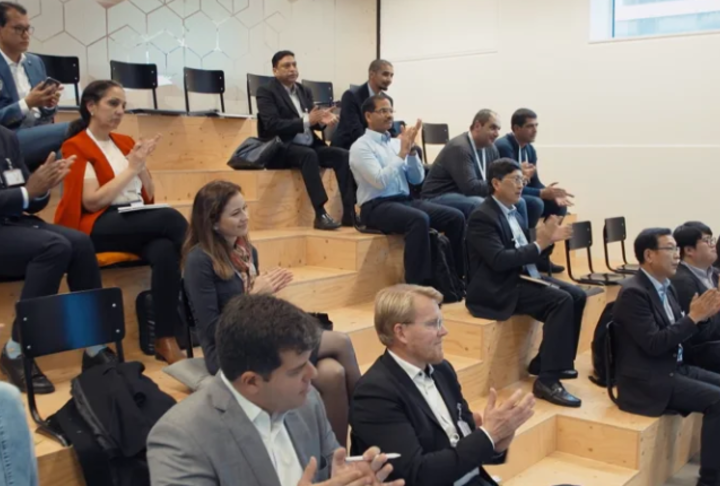 Video: Study Visits during Global SME Finance Forum 2019 in the Netherlands