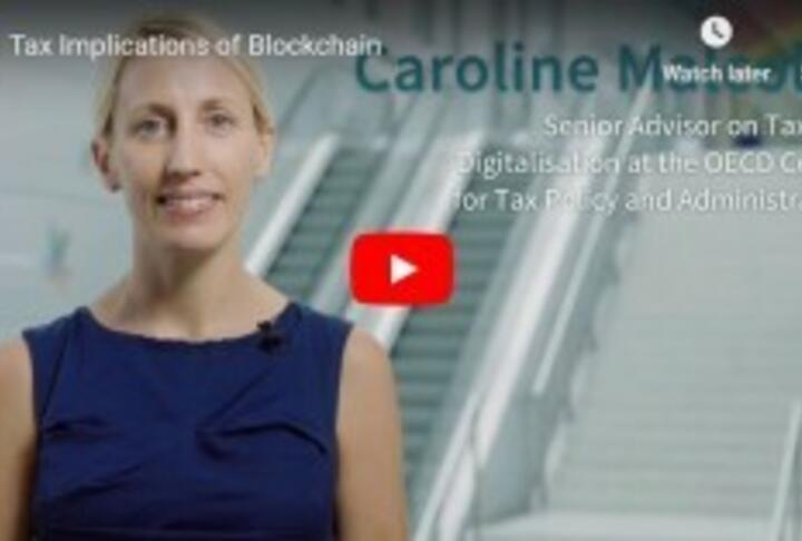 Video: Tax Implications of Blockchain