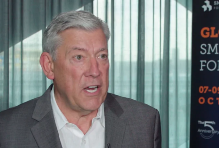 Video: Tony Hadley, Senior Vicepresident of Experian talks about use of data