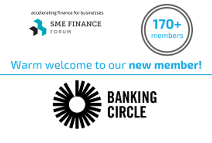 Banking Circle Joins more than 170 Other Financial Institutions to Promote SME Finance