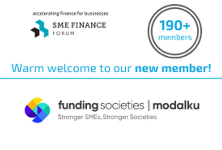 New Member: Funding Societies joins SME Finance Forum to accelerate support to small businesses