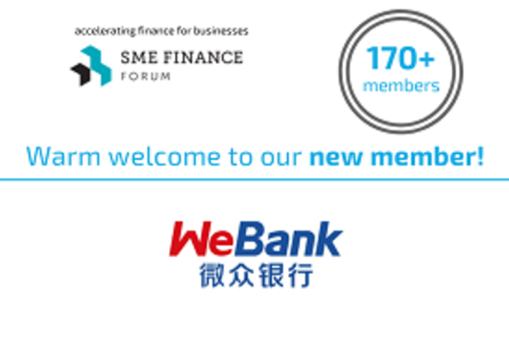 WeBank Joins 170+ Other Financial Institutions to Promote SME Finance