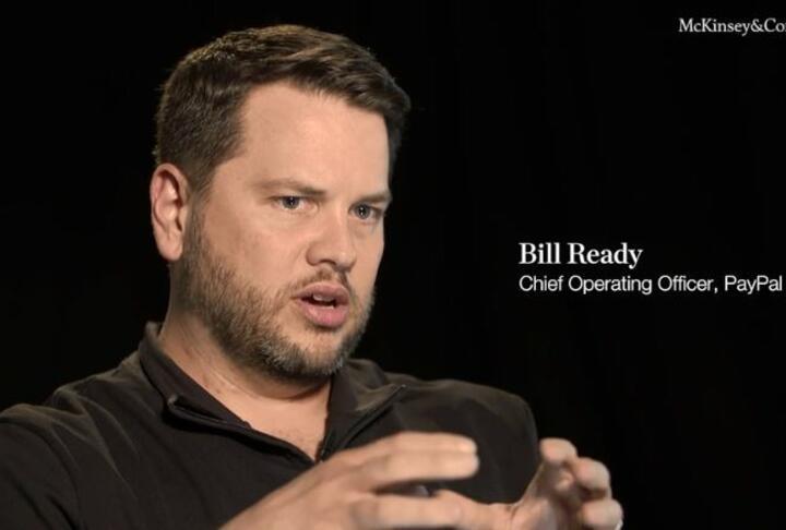PayPal COO Bill Ready Talks AI Innovation