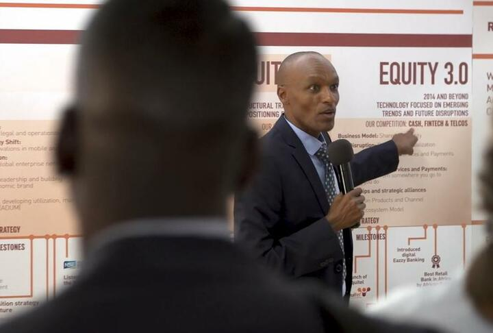 30+ Attend the Africa SME Finance Forum Study Tour to Equity Bank Kenya