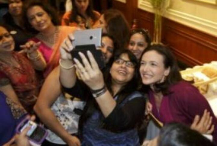 Facebook partners with Cherie Blair to boost female entrepreneurs