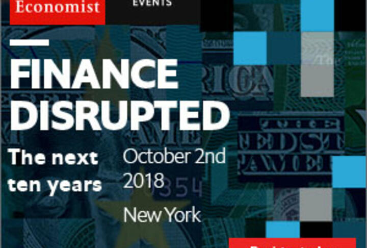 Finance Disrupted 2018