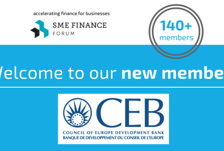 CEB Joins 140 Other Financial Institutions to Promote SME Finance
