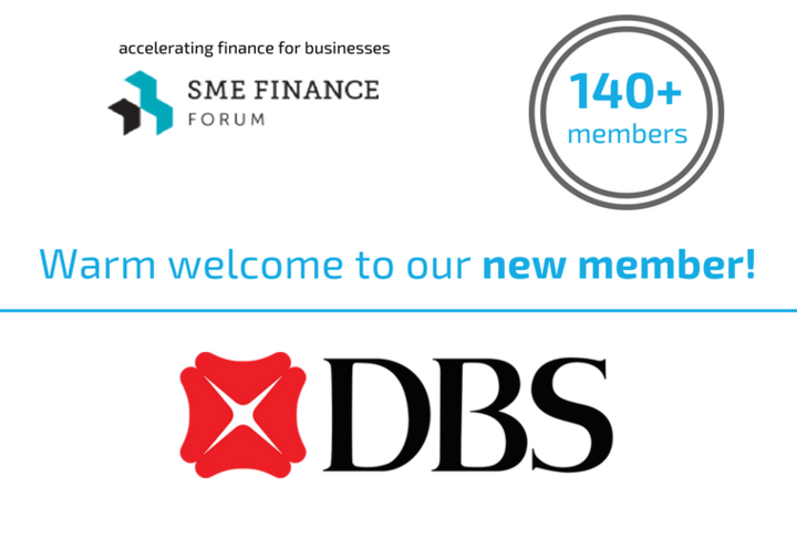 DBS Joins 140 Other Financial Institutions to Promote SME Finance