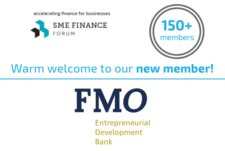 FMO Entrepreneurial Development Bank Joins 150 Other Financial Institutions to Promote SME Finance