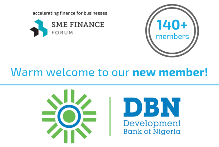 Development Bank of Nigeria Joins 140 Other Financial Institutions to Promote SME Finance