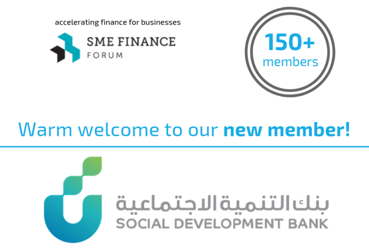 Social Development Bank Joins 150 Other Financial Institutions to Promote SME Finance