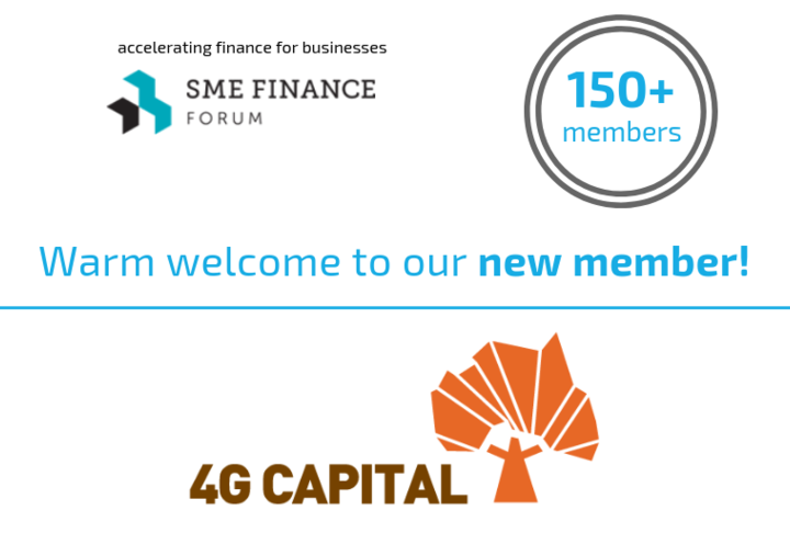 4G Capital Joins 150 Other Financial Institutions to Promote SME Finance