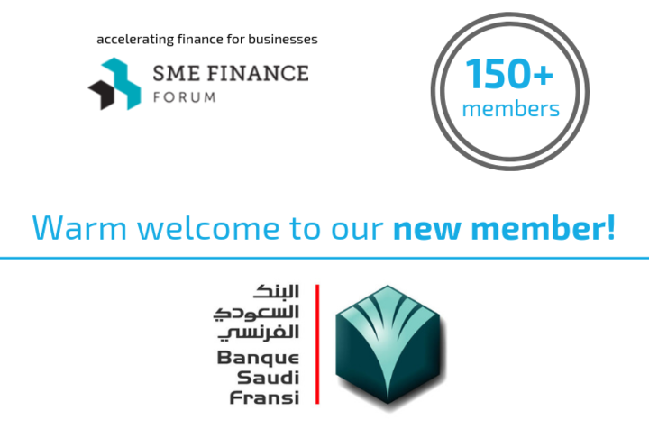 Banque Saudi Fransi Joins 150 Other Financial Institutions to Promote SME Finance
