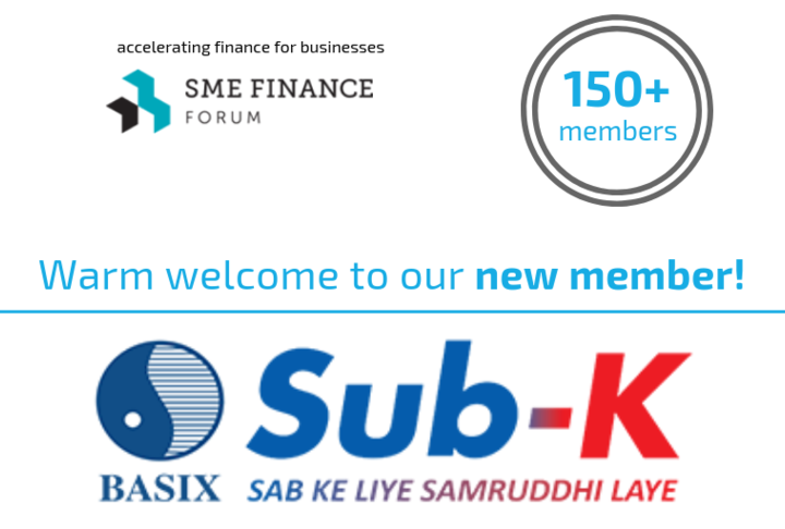 BASIX -Sub-K Joins 150 Other Financial Institutions to Promote SME Finance