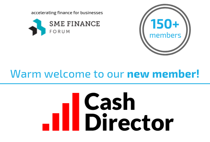 CashDirector Joins 150 Other Financial Institutions to Promote SME Finance