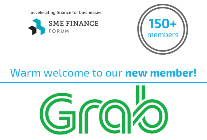 GRAB Financial Services Asia Joins 150 Other Financial Institutions to Promote SME Finance