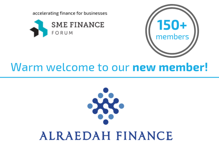 AlRaedah Finance Joins 150 Other Financial Institutions to Promote SME Finance