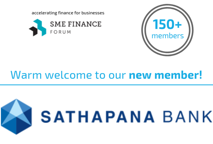 Sathapana Bank Joins 150 Other Financial Institutions to Promote SME Finance