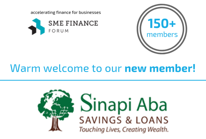 Sinapi Aba Trust Joins 150 Other Financial Institutions to Promote SME Finance
