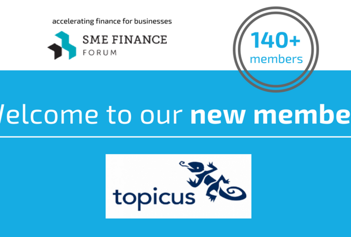 Topicus Finance SME Finance Forum member