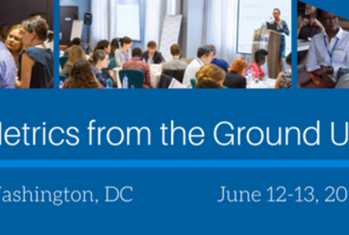 2018 Metrics from the Ground Up DC
