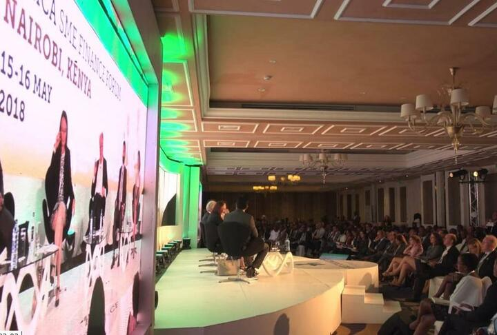 Watch Highlights from the Africa SME Finance Forum in Nairobi, Kenya