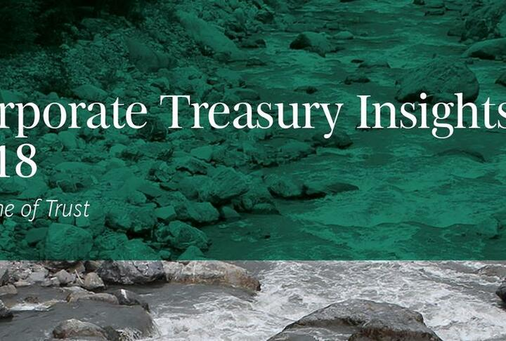 Member News: BNP Paribas Survey Reveals that Trust is the Key Component for Corporate Treasurers in an Increasing Digitalized Environment