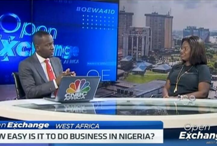 Video: Head of Emerging Business at Diamond Bank Discusses SME Clinics in Nigeria